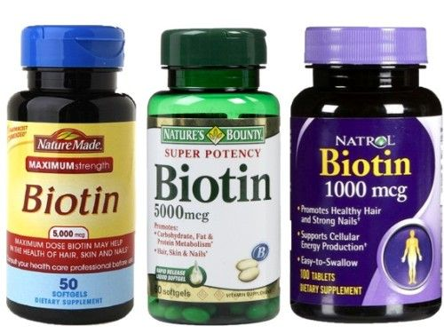 supplements for hair and nail growth