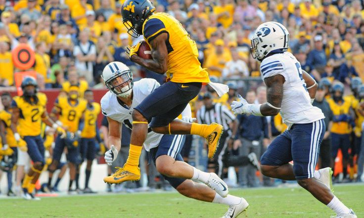"""BYU must become a """"two-sided"""" team to reverse its misfortunes = For the second time this season, the BYU Cougars suffered a disheartening loss in the final minutes of a game. The score was 35-32 — the Cougars trailed the West Virginia Mountaineers with less than....."""