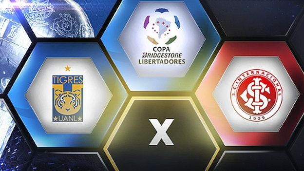 Internacional vs. Tigres EN VIVO por semifinales de Copa Libertadores 2015.