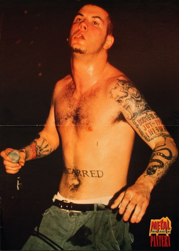 96 best images about unscarred on pinterest pictures of for Phil anselmo tattoos