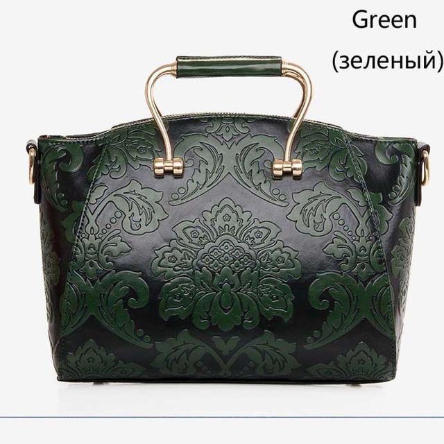 leather purse fetish