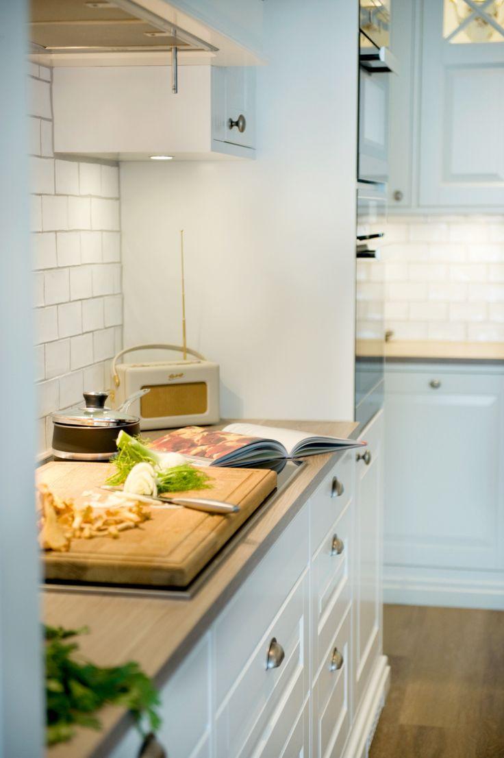 Sigdal kjøkken - Herregaard Shaker