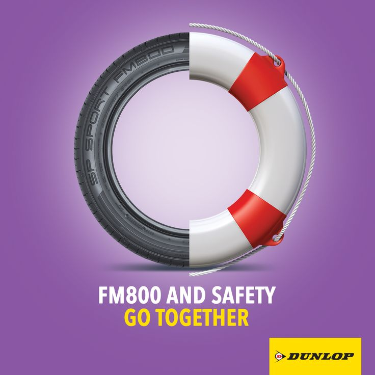 Locally produced, the new Dunlop SP Sport FM800 boasts a better design for an all round safer drive.