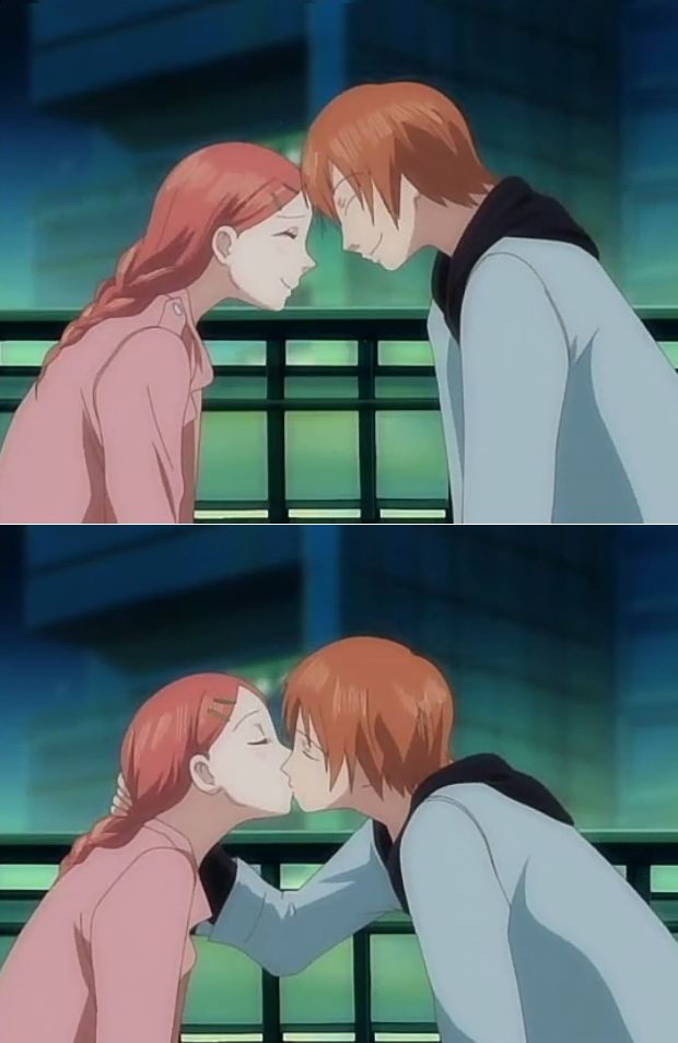 Lovely Complex ♥ Risa Koizumi and Otani ♥