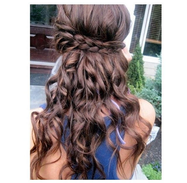 Graduation hairstyle - 12 Best ♡ * Graduation Hair * ♡ Images On Pinterest Hairstyles