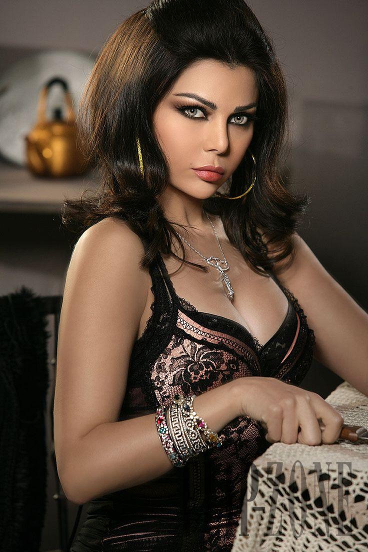 Bassam Fatouh Make-up mit Haifa Wehbe - Accessoires - http://de.orientpalms.com/bassam-fatouh
