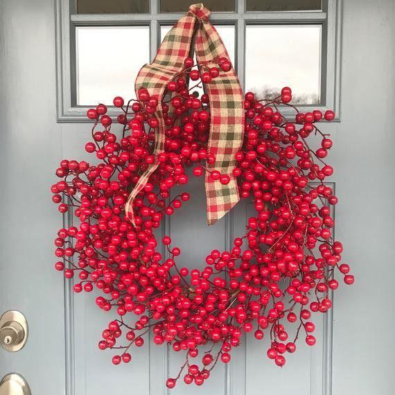 Summer Door Wreath-BOXWOOD Wreath-Summer Wreaths-Winter Door Wreath-Outdoor Wreath-Christmas Wreath-Weatherproof Wreath-Holiday Decor-Gifts