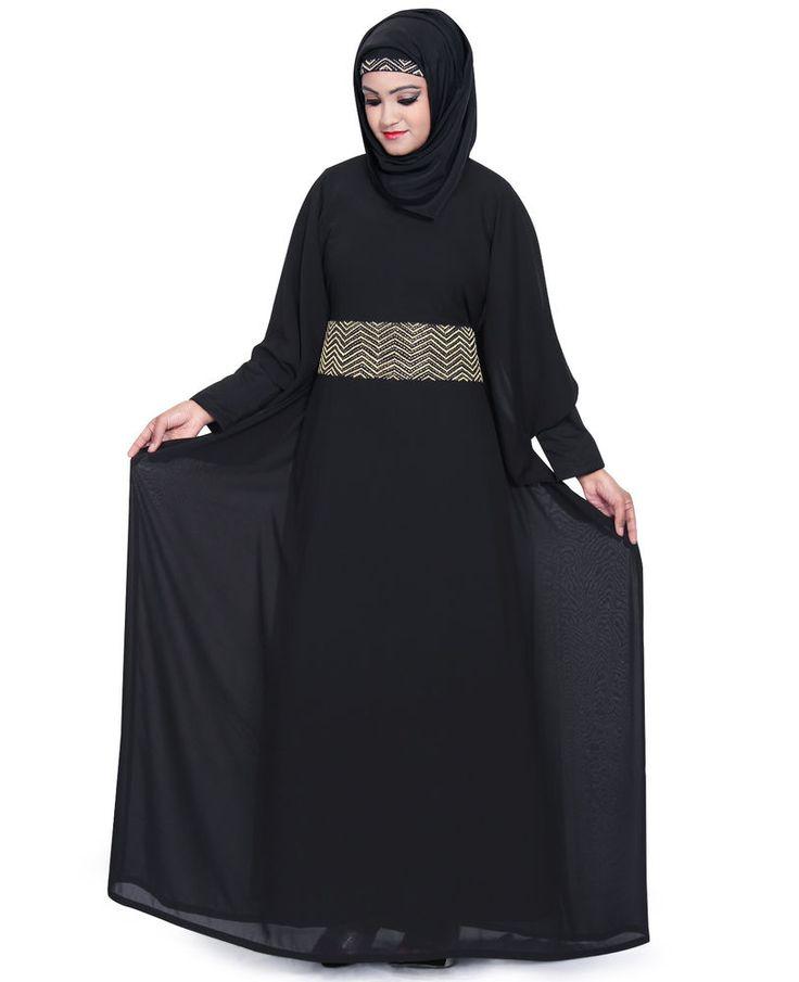 Eid Special #Dubai #Kaftan #Modest #Islamic #Clothing New #Caftan ZK003 #ZetZone #Maxi #Casual