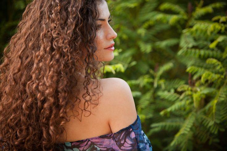 nice Современная химическая завивка волос (50 фото) — Крупные локоны любой длины