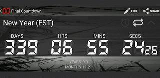 Final Countdown - Day Timer v4.03 FULL  Domingo 25 de Octubre 2015.By: Yomar FGonzalez ( Androidfast )   Final Countdown - Day Timer v4.03 FULL Requisitos: Varía según el dispositivo Descripción: El Temporizador de cuenta atrás aplicación de calendario más altas calificaciones en Google Play - Final Countdown. Algunas de las últimas Samsung S5 - Best Buy comercial. Características de la aplicación:  aplicación cuenta regresiva y Countdown Widget  1x1 2x1 y 4x1 Widget incluido para la…
