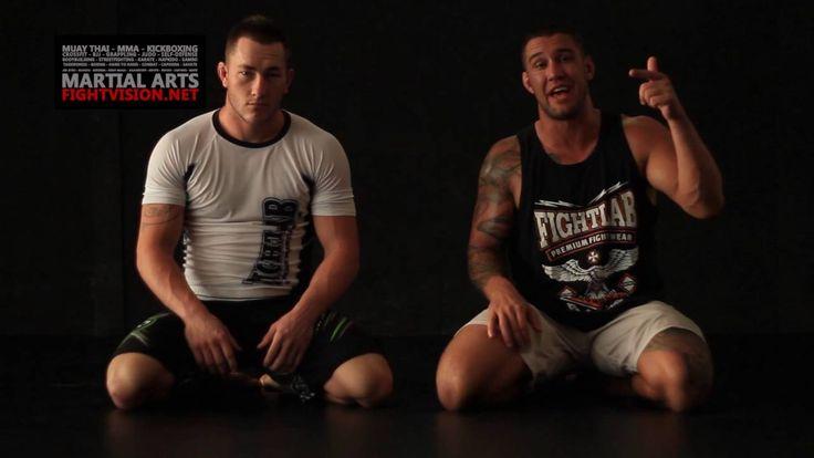 BJJ for Professional MMA 1 | BJJ Black Belt Ray Elbe | Fight Vision
