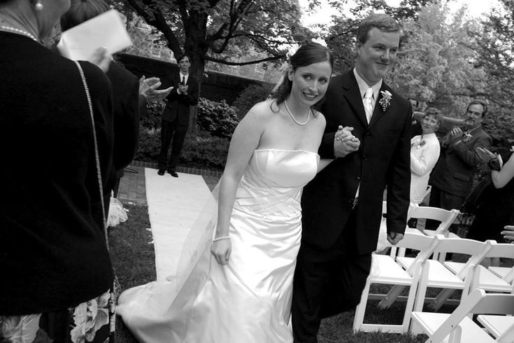Don't exit your wedding ceremony without a celebratory song! For yours, consider something fun, such as Signed, Sealed, Delivered by Stevie Wonder.  . . . . .  #wedding #weddingceremony #recessional #steviewonder #outdoor #weddingideas #weddingtips #weddingplanning #justmarried #folsomwedding #folsomdj #billpencemusic  Photo Source: Photo Source: https://www.flickr.com/photos/runder/57214878/