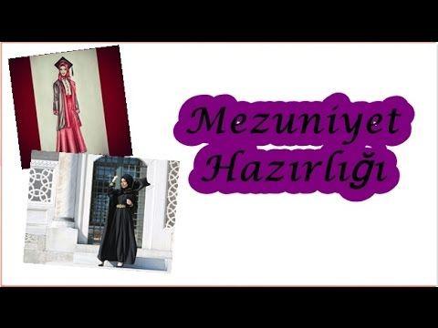 MEZUNİYET BALOSU SERİSİ 1- ABİYE SEÇİMİ,MAKYAJ,TÜRBAN-NASIL HAZIRLANMALI - YouTube