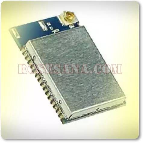 HPZB01P 20dBm power output Zigbee module
