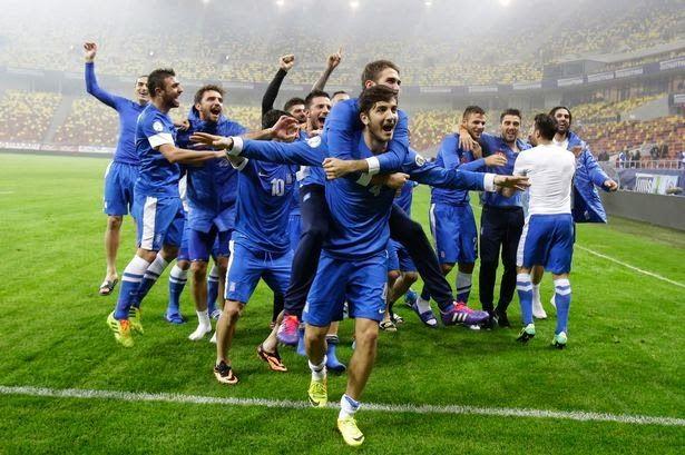 Prediksi Yunani vs Bosnia Herzegovina, 14 November 2016