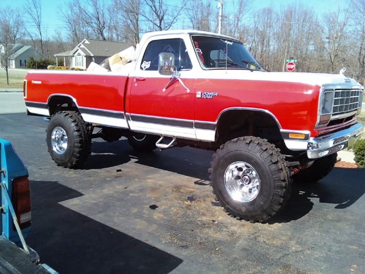 Lifted Dodge Trucks | Show your lifted 1st gen. trucks. - Page 19 - Dodge Cummins Diesel ...