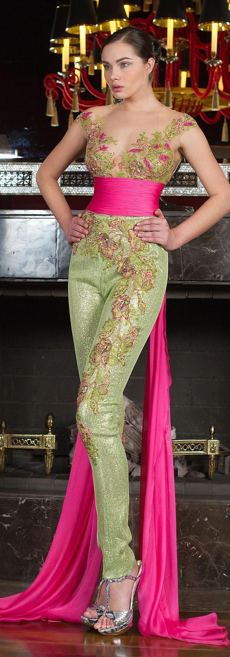 Toufiq Hatab Spring-Summer 2014 Couture- ♔LadyLuxury♔