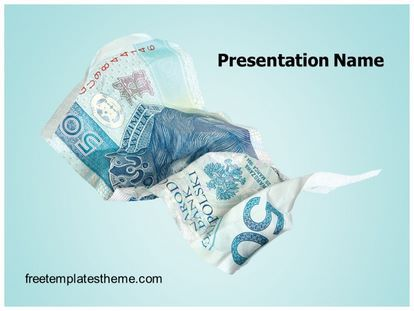 free money ppt templates