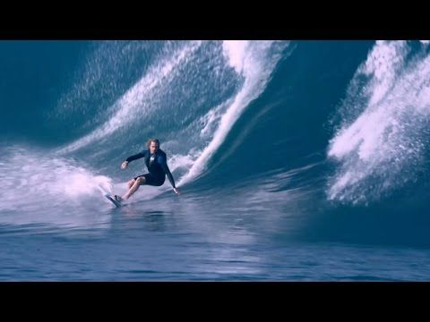 EXCLUSIVE: Watch Behind-the-Scenes Surf Footage From the New Point Break | The Inertia