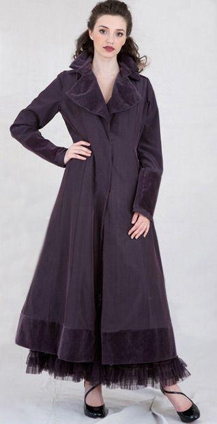 Vintage Inspired Coat 45