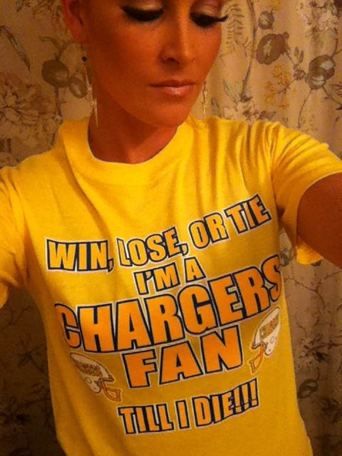 Win Lose Or Tie Chargers Till I Die Bolt Swag Pinterest