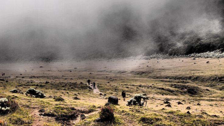 Alun-alun Surya Kencana - Gunung Gede I love Indonesia cocosukamoto.blogspot.com