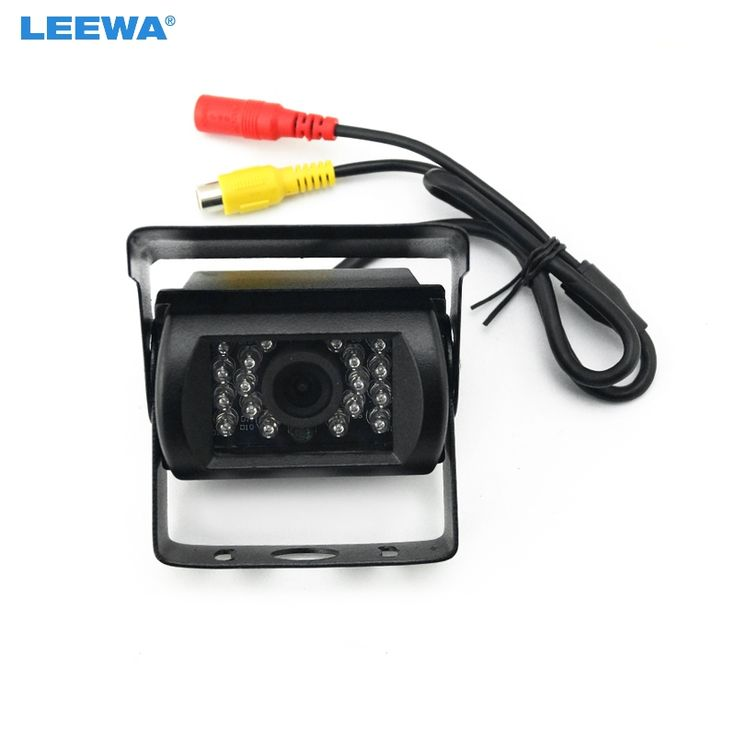 12V Auto 170 Degree Rear View Night Vision IR Camera For Truck Bus Car Backup Camera  #CA5329 #Affiliate