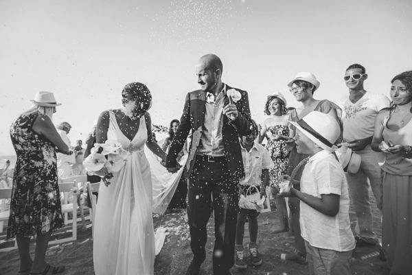 Beautiful #beachwedding in #Crete ! See more here http://www.love4wed.com/crete-wedding-on-the-beach/ #weddingonthebeach #beautifulgreece #destinationweddingsingreece #dreamweddings