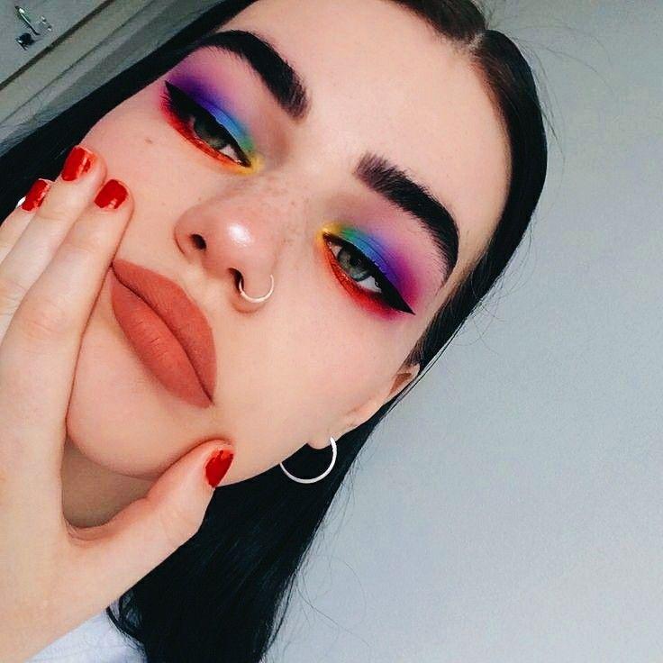 Pinterest Lauren Reda Spring Makeup Aesthetic Makeup