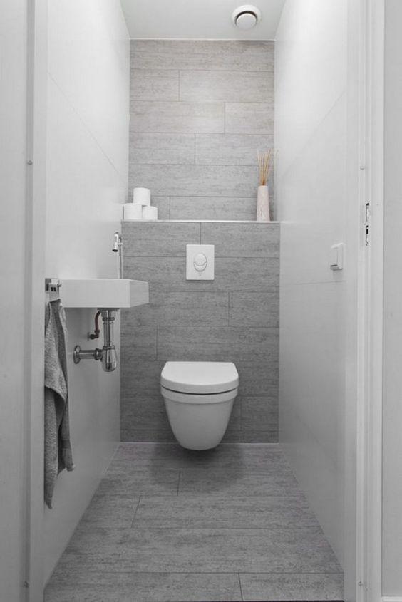 35 X Toilet Inspiratie Met Gave Design Wc Ideeen Van Wastafels Zwevend Toilet Tegels Wasbakken Badkamer Kleine Badkamer Verbouwen Toilet Ontwerp