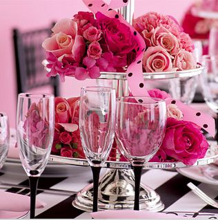 The Choice Of Pink As The Color Of Your Wedding Is Definitely A Female  Desire Since Pink Has In It The Note Of Femininity And Playfulness That Is  Typical To ...