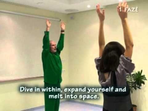 Meditacija Osho Kundalini Meditation Demo Progressive MC OJAS