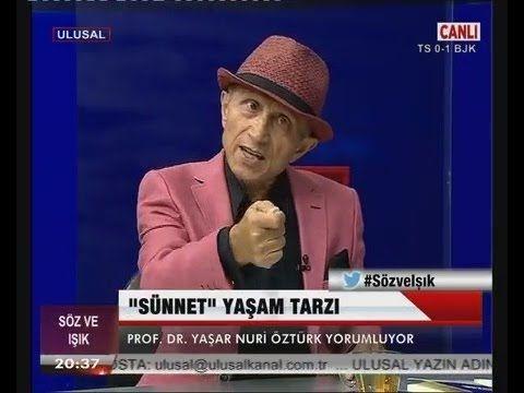 Söz ve Işık 03.05.2015 | Prof.Dr. Yaşar Nuri Öztürk | Ulusal Kanal