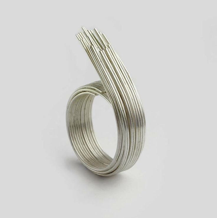 "Ring | Vered Babai. From her ""A change of seasons"" collection"