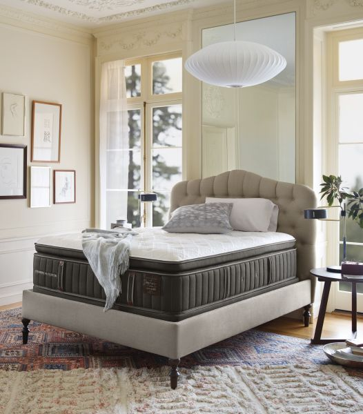 luxury and reviews estate emily rose stearns hybrid lux foster mattress