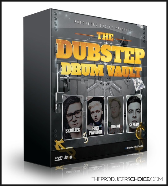 I highly recommend this pack of samples it is a staple for those who wish to produce dubstep