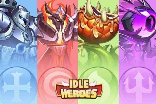 Pin On Idle Heroes