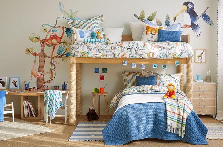 1567 best habitaciones infantiles y dormitorios para ni os - Zara home ninos ...