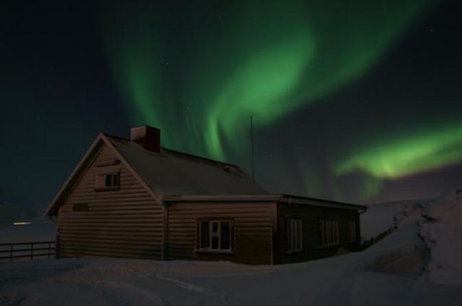Excursión nocturna para ver las luces del norte desde Reikiavik