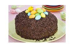 Gâteau au chocolat de Pâques avec Thermomix, le Pâques est une fête de famille et c'est un plaisir de terminer le repas avec un gâteau au chocolat gourmand.