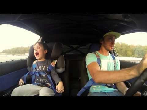 VIRAL VIDEO: Dad takes 4-year-old son drifting, and this isn't the first time | WPMT FOX43