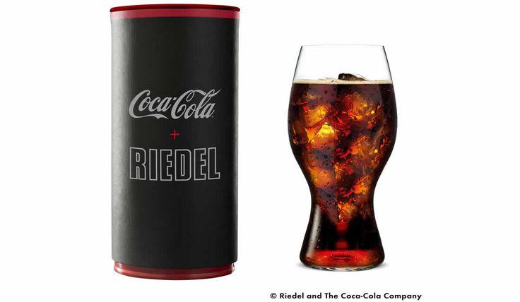 コカ·コーラ + リーデルグラス(チューブ缶入)