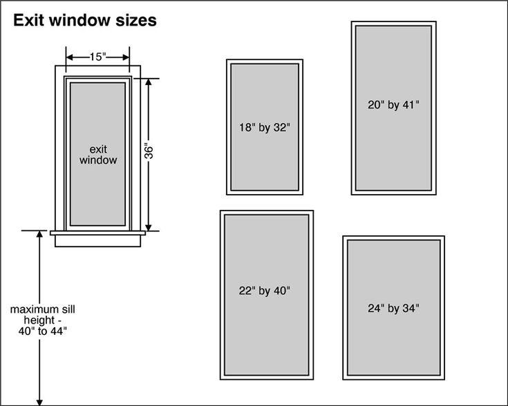 Egress Window Sizes Quotes 28 Images Egress Window Sizes Quotes Egress Window Sizes Quotes
