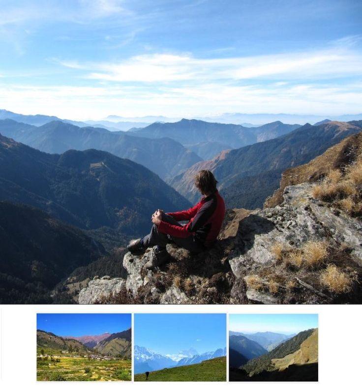 Kuari Pass Trek – Uttrakhand  Trekking - Tours From Delhi - Custom made Private Guided Tours in India - http://toursfromdelhi.com/kuari-pass-trekking-10n11d/