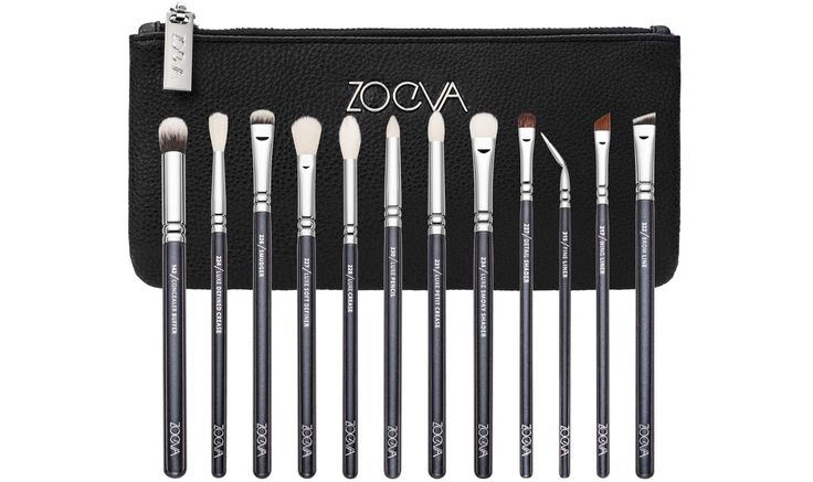 Complete set of brushes