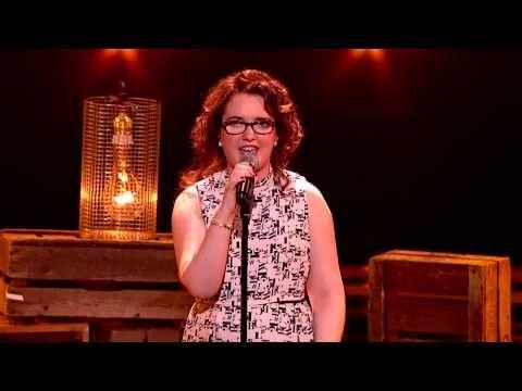"""Andrea Begley - """"Ho Hey"""" The Voice U.K Quarter Finals [HD] - YouTube"""