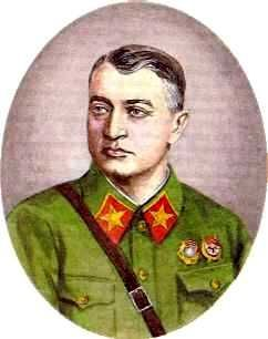 RUSSIAN GENERAL TUKHACHEVSKI