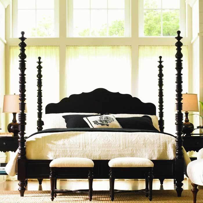 Lexington Newport Queen Poster Bed, Joss And Main
