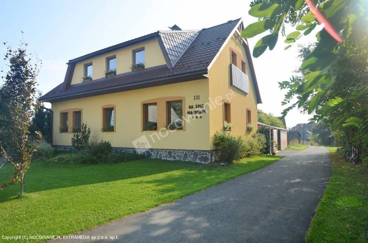 Pensjonat -  Na skle maľované w miejscowości Liptovská Kokava to miejsce na wspaniałe wakacje! Więcej na: http://www.nocowanie.pl/slowacja/noclegi/liptovska_kokava/pensjonaty/73854/  #Slovakia #travel #accomodation #nocleg #sleep #house #nocowaniepl