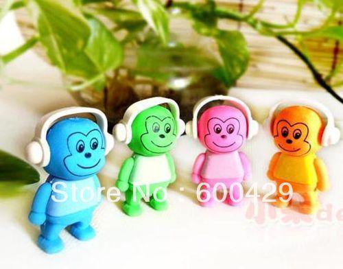 Goedkope , koop rechtstreeks van Chinese leveranciers: 36pcs/lot éen aap potlood gum, jongen, kinderen, feestartikelen2012112105Dit bod voor een aap gum!Deze mooie gum maken de perfecte feestartikelen voor elke party!Geweldig